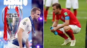 Harry Kane Dubbed The 'Greatest Player To Never Win A Major Trophy'