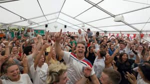 Fans Banned From Singing 'It's Coming Home' In Pubs Due To COVID Rules
