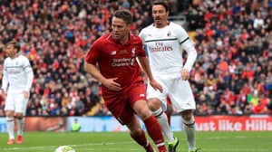 Michael Owen Was Booed By Liverpool Fans On Anfield Return Yesterday