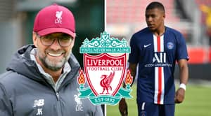Jurgen Klopp Discusses Liverpool's Chances Of Signing Kylian Mbappe