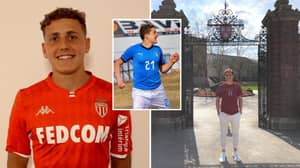 Alessandro Arlotti Exclusive: Why I Quit Professional Football To Study At Harvard University