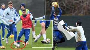 Thomas Tuchel Has Introduced A Number Of Unusual Training Methods At Chelsea