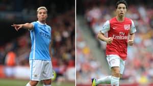 Samir Nasri Could Be In Line For Shock Premier League Return