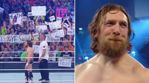 Daniel Bryan's Entrance After Three Years Out Will Give You Goosebumps
