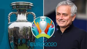 Jose Mourinho Names The Best Centre-Back In World Football Right Now Ahead Of Euro 2020