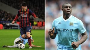 Exclusive: Lionel Messi Is Tougher To Face Than Cristiano Ronaldo, Says Micah Richards