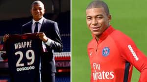 Kylian Mbappe's Childhood Idol Is A Footballing God