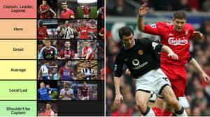 Premier League Captains Ranked From 'Shouldn't Be Captain' To 'Captain, Leader, Legend'