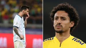 Marquinhos Reveals He Had To Mark Lionel Messi With Diarrhea