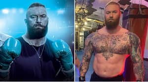 'The Mountain' Announces His First Exhibition Boxing Match