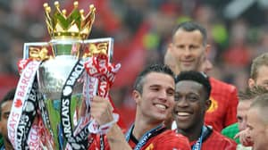 Robin Van Persie Names His Five Favourite Manchester United Teammates