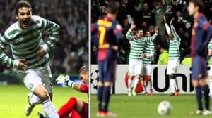 Celtic 2 - 1 Barcelona - An Unforgettable Night In Champions League History