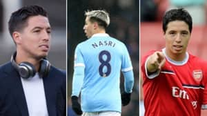 Samir Nasri Could Join Another Premier League Club If West Ham Transfer Collapses