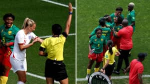 FIFA Secretary General Fatma Samoura Congratulates Cameroon Despite Controversial Loss To England