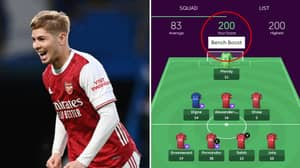 Fantasy Football Player Scored 200 Points In Gameweek 35 After Playing 'Genius' Bench Boost