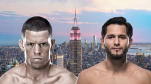 Nate Diaz And Jorge Masvidal To Face At UFC 244