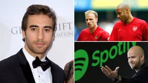 Arsenal Fans Are Desperate For 'Billionaire' Mathieu Flamini To Get Involved In Club Takeover