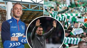 Celtic Fans Furious With Old Boss Brendan Rodgers For Sending Andy King To Rangers