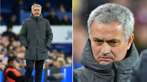 Jose Mourinho Is Being Linked With Everton Job