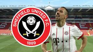 Sheffield United Hoping To Sign Former Bayern Munich Winger Franck Ribery