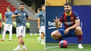 Sergio Aguero Is Going To Extreme Lengths To Extend His Career