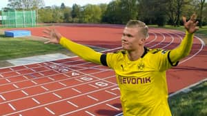 Erling Braut Haaland Is A World Record Holder In Athletics