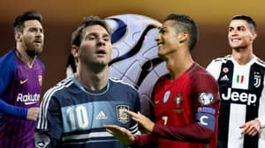 Footballers, Managers And Footballing Figures Pick Lionel Messi As GOAT Over Cristiano Ronaldo