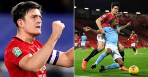 Harry Maguire Breaks Silence On Why He Chose 'Iconic' Manchester United Over Manchester City