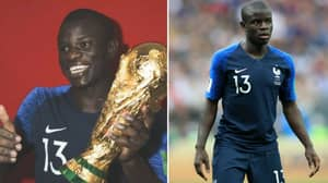 N'Golo Kanté Gives The Most Humble Response After Blaise Matudi Suggests He Stopped Lionel Messi Single-Handedly