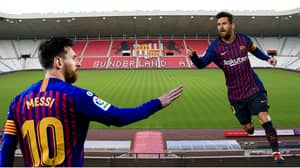 Lionel Messi Has Scored 489 Goals In The 2010s, The Same Amount As Sunderland