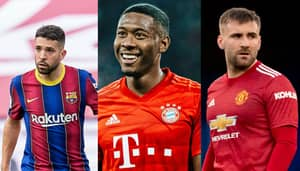 The 10 Best Left Backs In The World Right Now, Named And Ranked