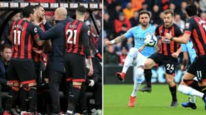 Bournemouth Are Now The Holders Of The Most Unwanted Stat Of The Season