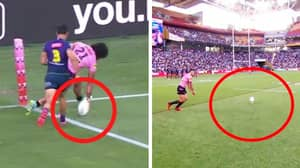 Russell Crowe Among NRL Fans To Call Out Controversial Nathan Cleary Conversion Kick