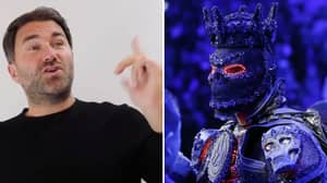 Eddie Hearn Hilariously Plays Out Team Wilder's Dressing Room Conversation After His Costume Excuse