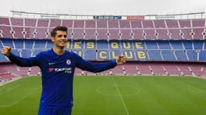 Barcelona Have Some Surprise Names On Their Five Man Striker Shortlist