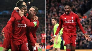 Liverpool Beat Barcelona 4-0 To Reach The Champions League Final