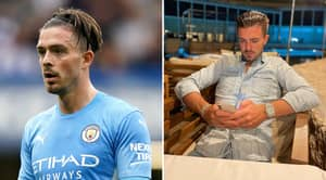 Jack Grealish And His Girlfriend Forced To Move Out Of Their Manchester Flat