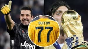 Gianluigi Buffon's Set To Play For Juventus Until He's 44-Years-Old