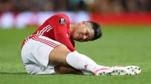 The Extent Of Marcos Rojo's Knee Injury Revealed, And It's Bad News