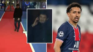 PSG Star Marquinhos' Family 'Held Hostage' By Robbers During Home Invasion