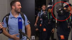 Jerome Luai Bringing His Penrith Boombox To State Of Origin Game 1 Is The Ultimate Power Move