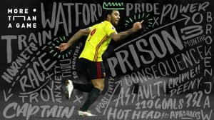 From Prison To The Premier League: Troy Deeney's Remarkable Return From The Brink