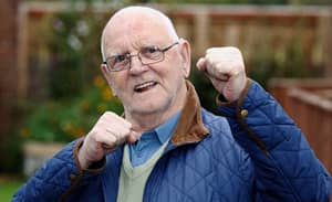 Mugger Tries To Rob 85-Year-Old Man, Transpires He Used To Be A Boxer