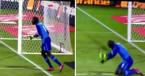WATCH: Goalkeeper Produces The Greatest Time Wasting Tactic Ever