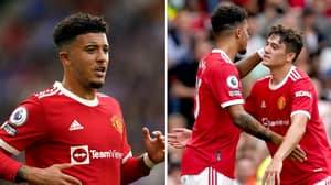 Jadon Sancho's Manchester United Teammates Privately 'Asking Questions' Following Slow Start To Life In Premier League