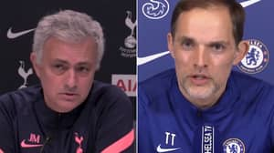 Jose Mourinho Taunts Thomas Tuchel Ahead Of London Derby, Chelsea Boss Responds