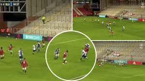 Manchester United Wonderkid Amad Diallo Scores One And Sets Up Three In Sensational Performance For Under 23s