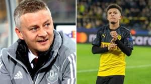 Borussia Dortmund Eye Up Potential Replacement For Jadon Sancho