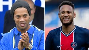 'Neymar Is Like Ronaldinho And They Have Everything, But They Don't Give Everything'