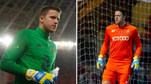 Ireland Goalkeeper Colin Doyle Showed Incredible Commitment To Play Two Games In Two Days